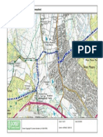 Map 3 of 8 - Castleman Trailway - West Moors to Ameysford