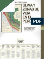 Clima y Zonas de Vida en El Peru