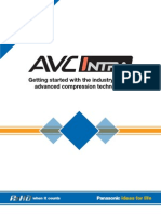 Panaxonic's AVC-Intra Faqs