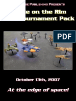 ACTA-Battle on the Rim (Tourny Pack)