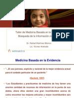 Taller MBE Busqueda de la Información Barquisimeto