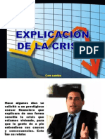 Explica de La Crisis