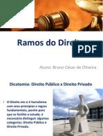 Ramos Do Direito