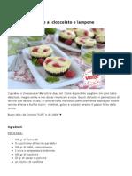 Tortini Cheesecake