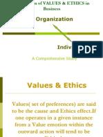 Values Ethics