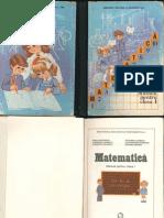Matematica Clasa1 Manual