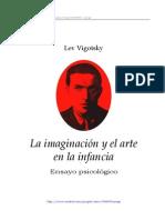 Vigotsky-La imaginación y el arte en la infancia