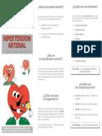 Salud Cardiovascular Hipertension
