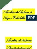 7. Analisis Saga Falabella 2011