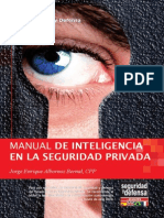 Manual de Inteligencia en La Seguridad Privada