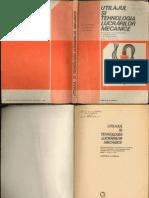 Lucrari Mecanice CLASA IX-X EDITIA 1980