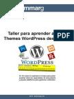 Taller Para Aprender a Crear Themes Wordpress Desde Cero