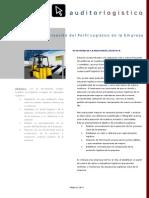 Hoja Tecnica Auditor Logistico