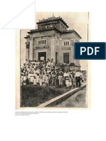 Imagem do antigo posto de saúde para tratamento de Malária.docx