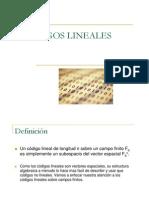 codigos lineales