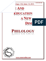 Seanewdim Philology i3 Issue 13