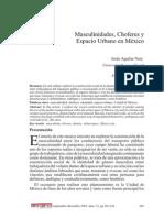 8_jesus_aguilar - Masculinidades, Choferes y espacio urbano en México