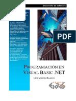 3155643 Programacion en Visual Basic NET