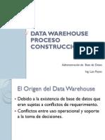 c1 Data Warehouse Proceso de Construccion