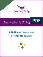 Beading tutorial - Joker Jewelry