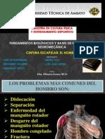 PATOLGÍAS_ HOMBRO Y CINTURA ESCAPULAR.pptx
