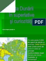 Delta Dunarii, Superlative Si Curiozitati