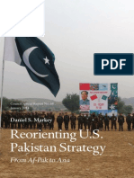 Reorienting US Pakistan Strategy