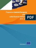 24p5k_MFF_2011_roPropunerea comisiei europene privind cadrul financiar multianul 2014-2020