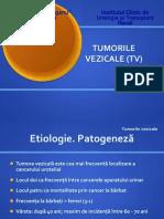 Curs 6 TUMORILE VEZICALE+Uroteliala Inalta