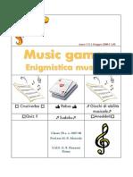 Anno I N Enigmistica Musicale