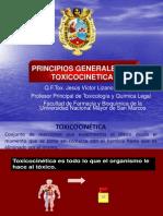 Toxicocinetica Congreso