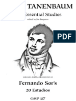 Tanenbaum - The Essential Studies - Sor