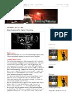 Filmmaking Techniques_ Digital Cameras for Digital Filmmking