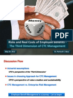 The Third Dimension of CTC Management, May 2012
