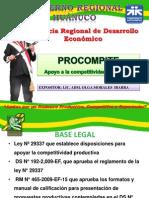 EXPOSICION PROCOMPITE PP2014