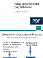 Chapter 5_ Organisational Buying Behaviour