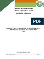 Manual de TCC 2010