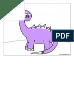 Dinosaur Coloring - Juega a juegos en línea gratis en Juegos