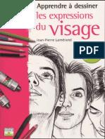 Apprendre a Dessiner Les Expressions Du Visage
