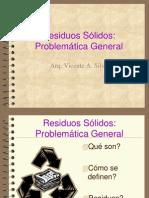 Residuos Sólidos Problemática General_2004