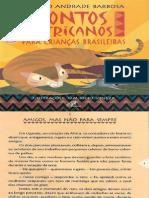Contos africanos para crianças brasileiras