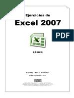 Ejercicios Excel 2007 - Básico