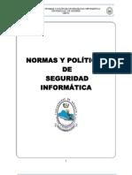 manual de politicas y normas de seguridad informatica