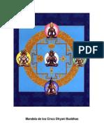 Los Cinco Dhyani Buddhas y Su Mandala Elizabeth Clare Prophet