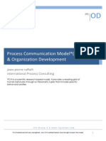 Process Communication Model (PCM)