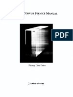 Corvus Tandom TM848-01 Floppy Drive