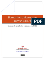 Elementos Del Proceso Comunicativo