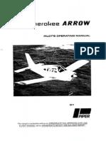 Piper Arrow II POH