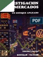 Kinnear-Taylor - Investigacin de mercados, un enfoque aplicado.pdf