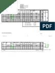 Measurement - Grd & Roof Beam